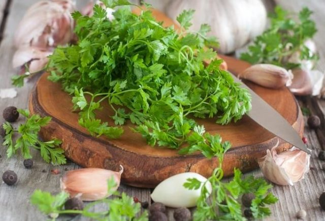 Best Substitute for Parsley