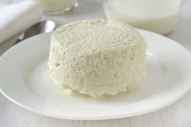 Part-skim Ricotta Cheese