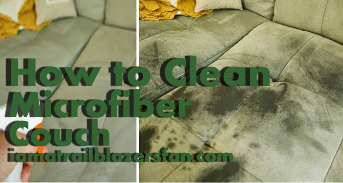 How To Clean Microfiber Couch, Sofas