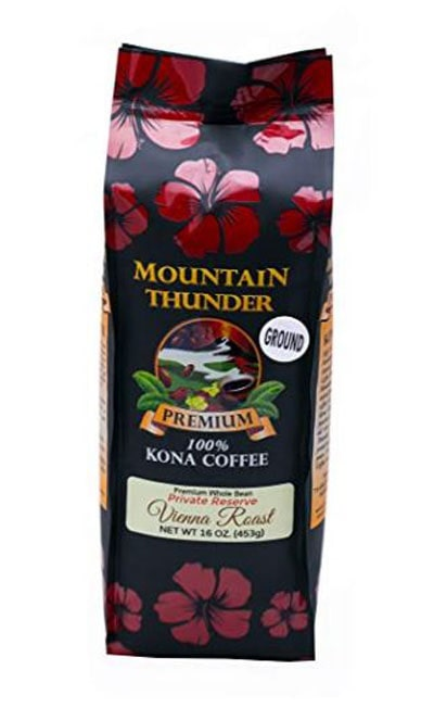 Kona Coffee Cultural Festival's Medium Roast