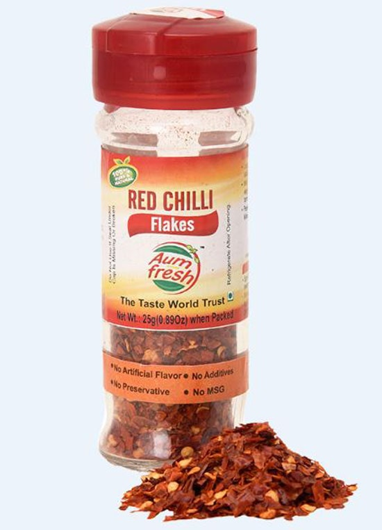 Red Pepper or Red Chili Flakes