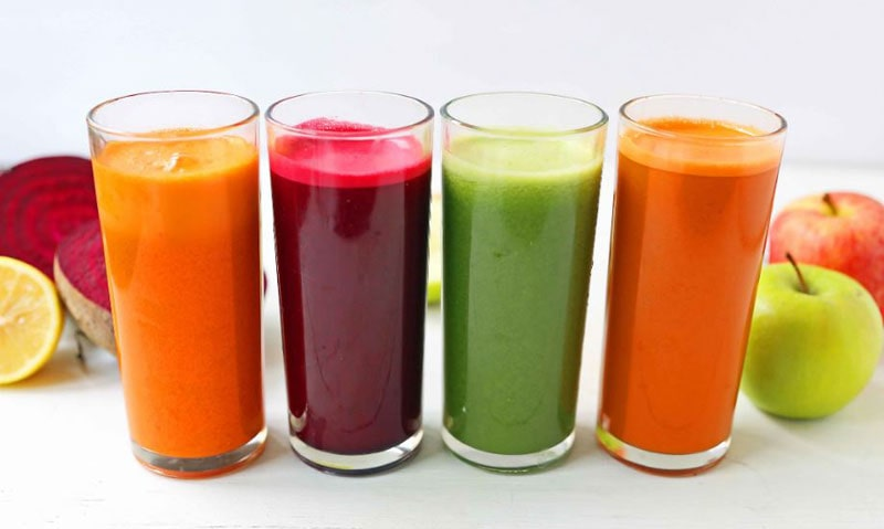 Healthy Juice Cleanse Recipe